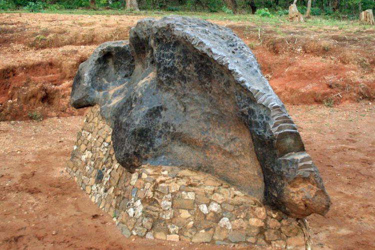 6 Meteorit Besar ini Pernah Jatuh ke Bumi