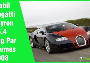 Mobil Bugatti Veyron 16.4 Fbg Par Hermes 2008