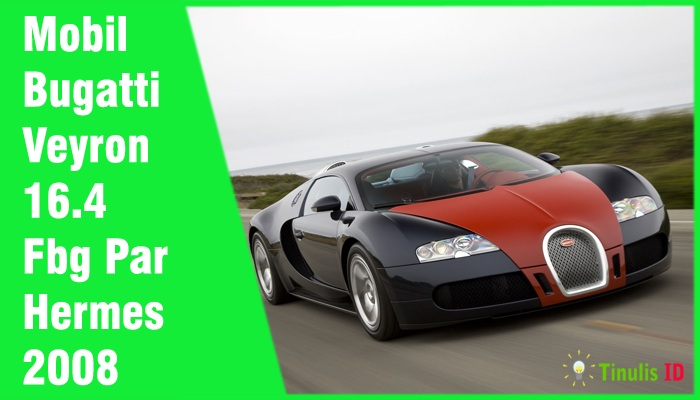 Mobil Bugatti Veyron 16