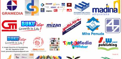 18 Daftar Penerbit Buku Secara Gratis