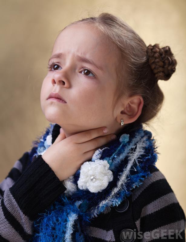 Kenali Gejala Sakit Tenggorokan Pada Anak