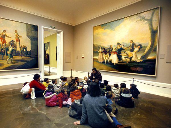 Bagaimana Cara Supaya Anak Senang Berekreasi ke Museum?
