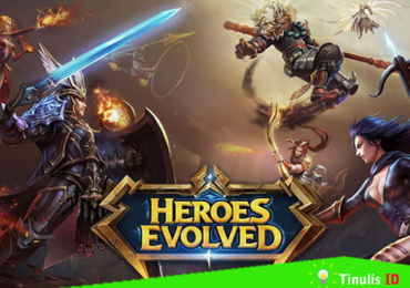 Heroes Evolved – Download Game Moba Android Terbaik Indonesia