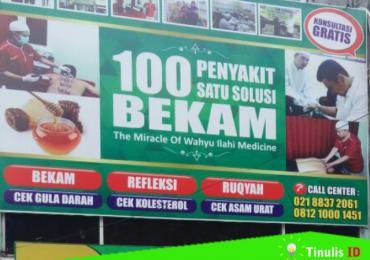 Pusat Bekam Ruqyah Terbesar Di Indonesia