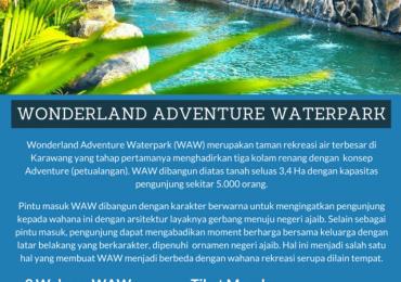 Wonderland Adventure Waterpark