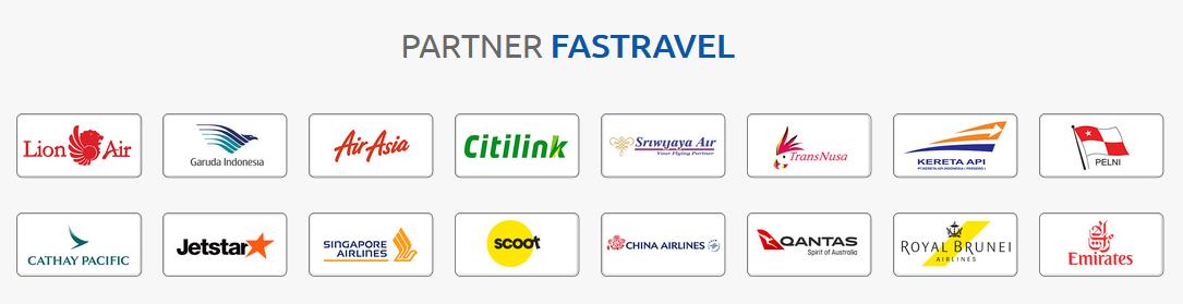 Partner fastravel