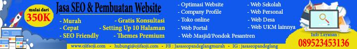 Jasa SEO Pandeglang dan Pembuatan Website Gratis