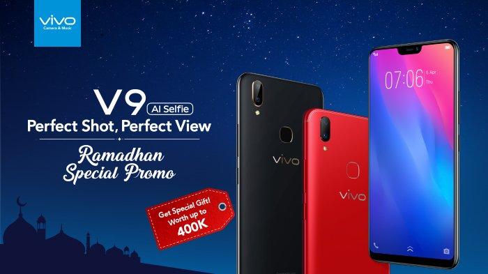 Hadiah Spesial dari Vivo V9 di Bulan Ramadan