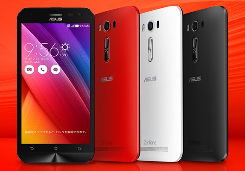 Handphone Asus Zenfone 2 Laser