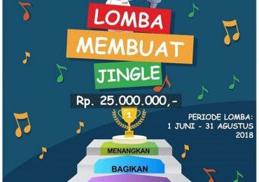 Lomba Membuat Jingle Hadiah 25 Juta @ Icon Business Park   Banten   Indonesia