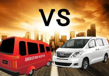 Alasan Kenapa Sewa Mobil Lebih Baik Dari Pada Pakai Transportasi Umum