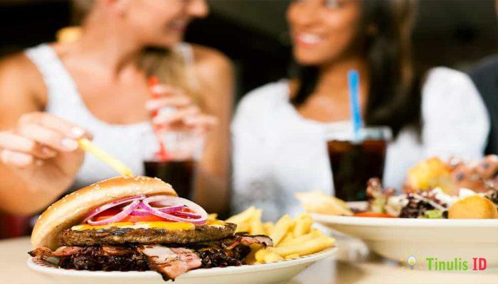 Hindari Asupan Makanan Tidak Sehat