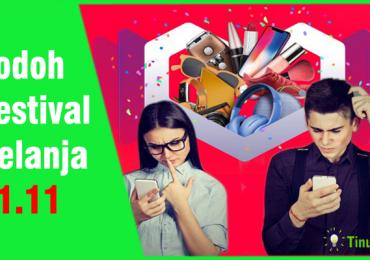 Temukan Jodoh-Mu di Festival Belanja Online Lazada 11.11