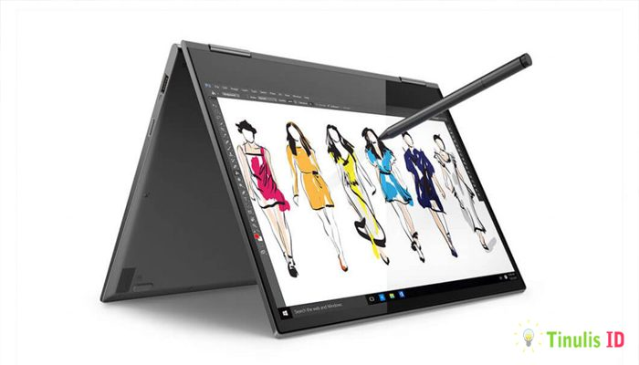 Kemudahan Mencatat Dengan Digital Pen Lenovo Yoga 920