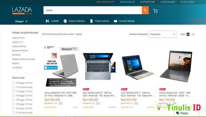 Laptop For Blogging