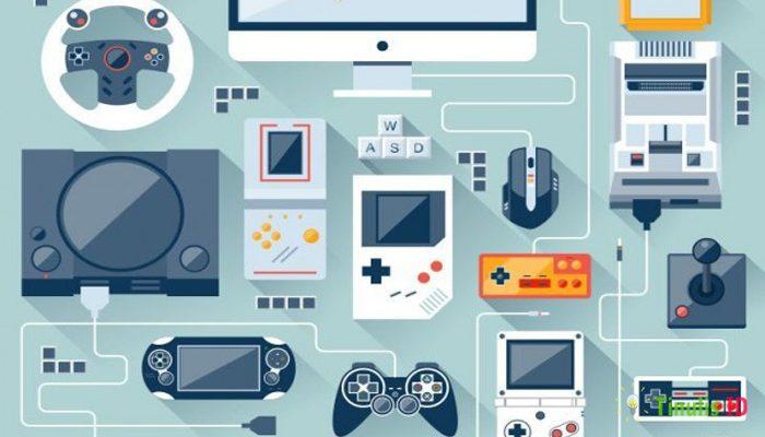 Perkembangan Teknologi Pada Konsol Gaming