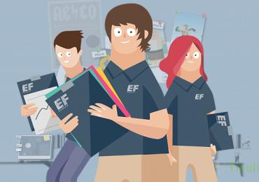 Cara Menjadi Guru Bahasa Inggris di English First