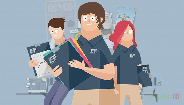 Cara Menjadi Guru Bahasa Inggris di English Firste