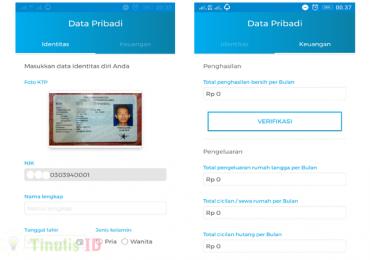 Isi dan Lengkapi Data-Data
