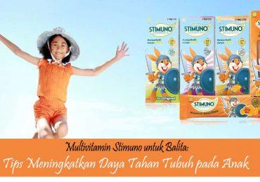 Stimuno untuk Balita Suplemen untuk Meningkatkan Sistem Imun Pada Anak