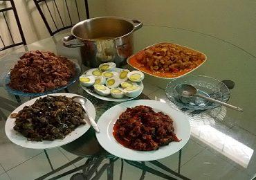 Aneka Makanan yang Wajib Pada Hari Raya