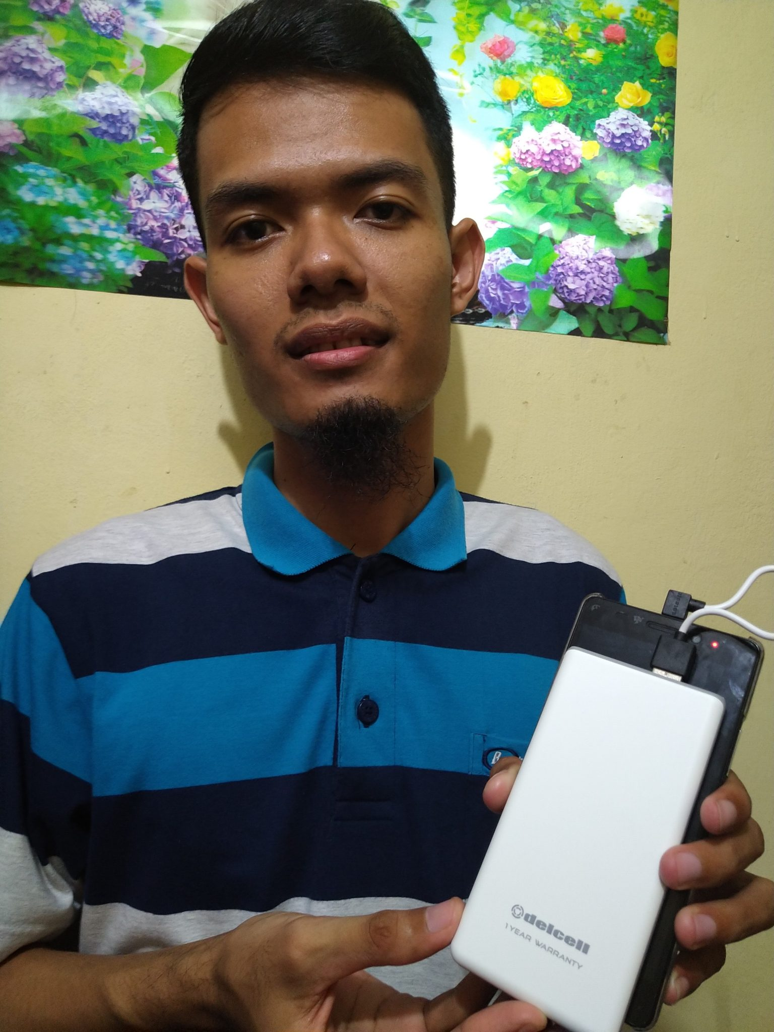 Smartphonemu Lowbet, Delcell Powerbank Pluto Solusinya