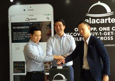 Peluncuran Aplikasi Keanggotaan Restoran Premium Alacarte