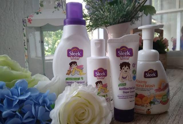 4 Kelebihan Produk Sleek Untuk Bayi
