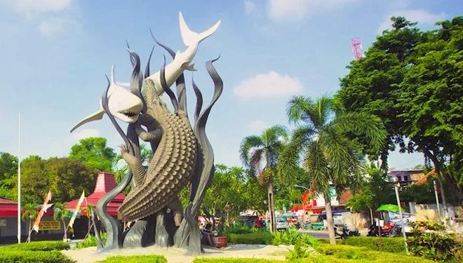 Wisata Ekonomis di Surabaya