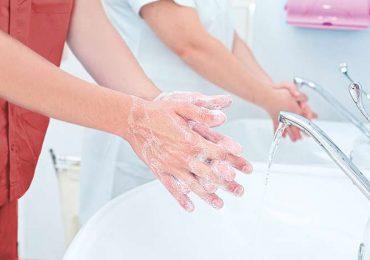 Langkah cuci Tangan