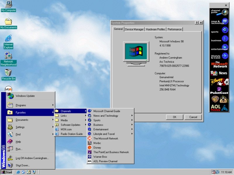 Windows Key sudah ada sejak Windows 95
