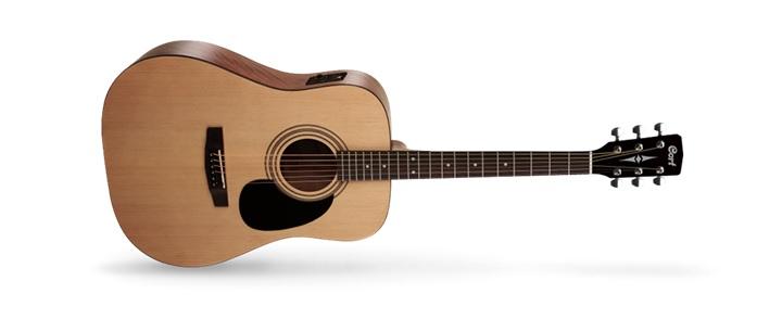 Gitar Cort AD810e Murah Original