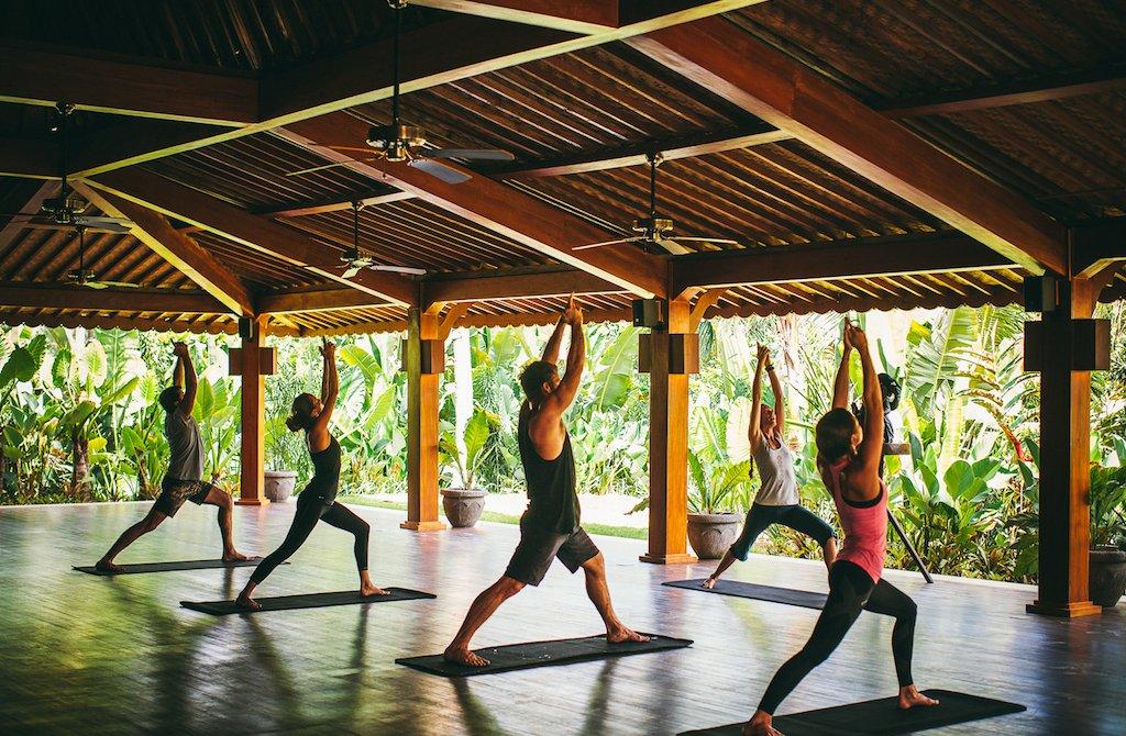 Tempat Yoga dan Spa Terbaik di Canggu
