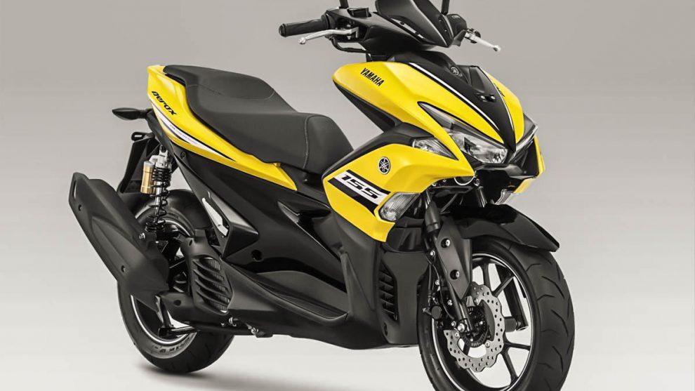 Harga Motor Matic Paling Baru Produksi Terbaik Yamaha