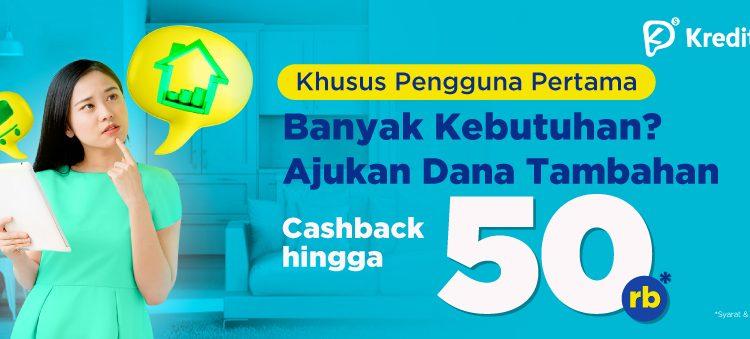 Diskon Cashback Kredit Pintar