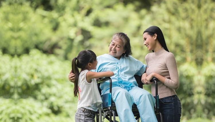 fisioterapi stroke panggilan
