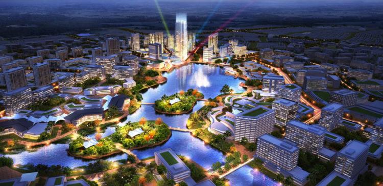 Menilik Proyek Kota Industri Garapan CFLD Tangerang yang Akan Segera Rampung