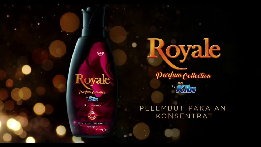 Parfum dan Bahan Penyusunnya, Bagaiman dengan Royale by Soklin