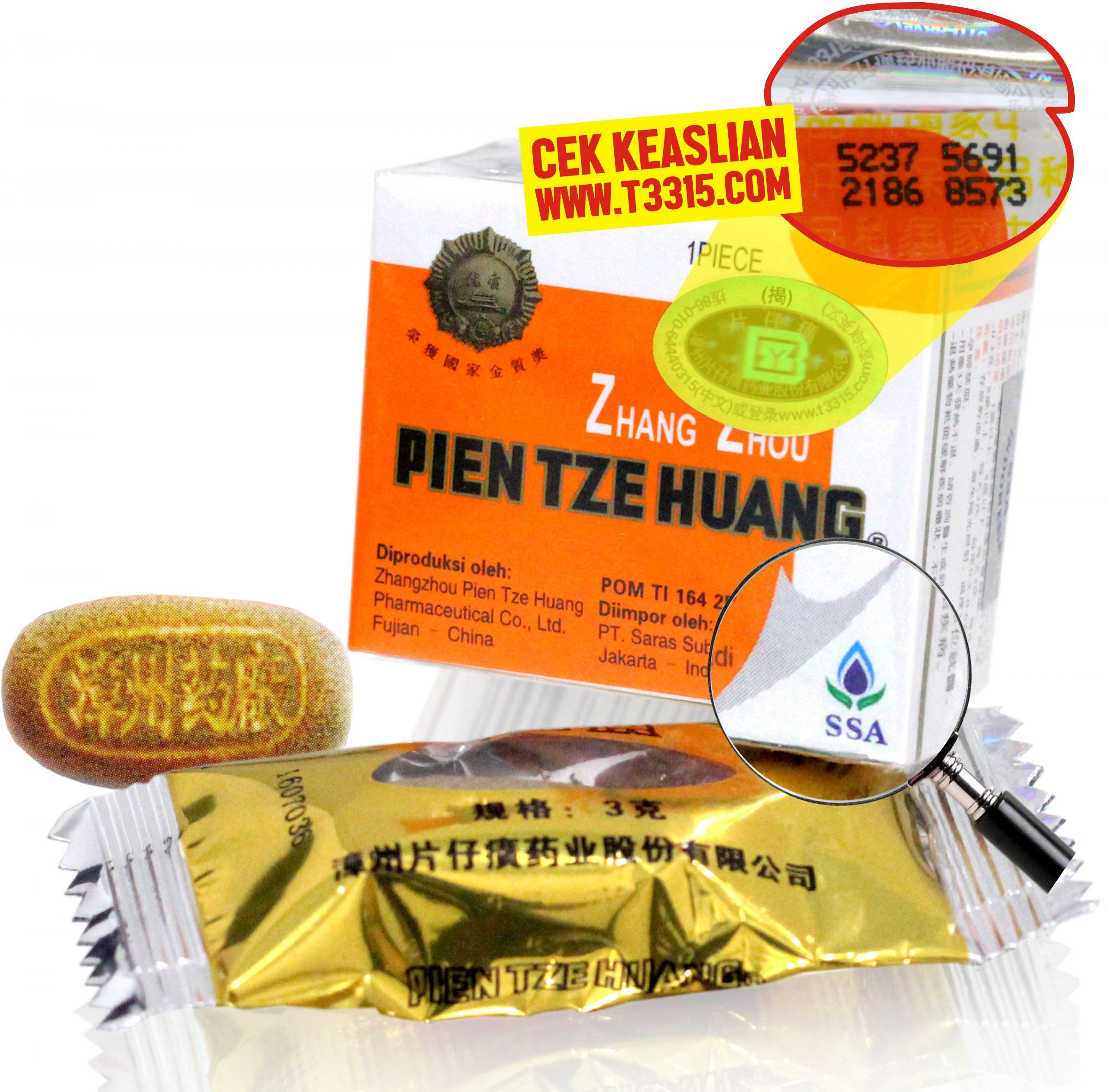 Mengapa Pilih Pien Tze Huang untuk Pengobatan Tipes? Berikut Penjelasannya