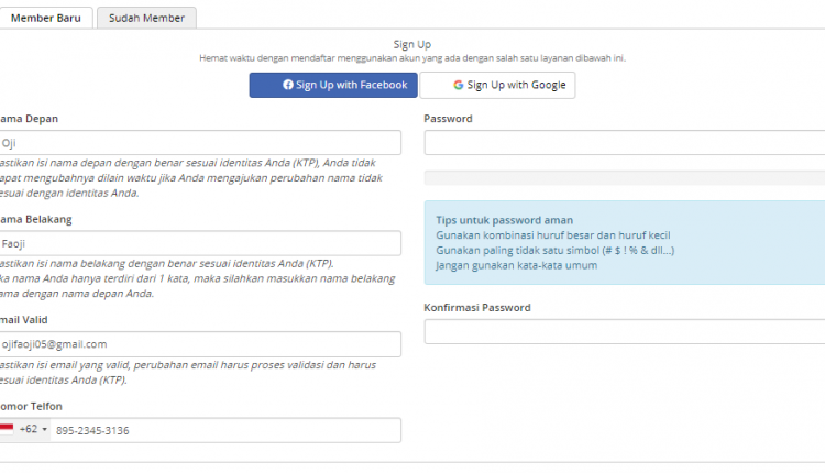 Form Database